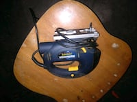 black and blue corded power tool Edmonton, T5B 1J2