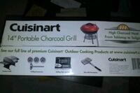 Charcoal grill barbecue portable Toronto, M8V