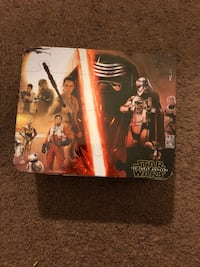 STARWARS lunch boxes San Jacinto, 92583