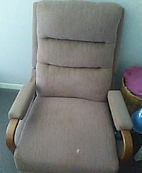 gray fabric chair Rockville, 20852