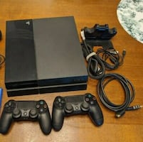 Sony PlayStation 4  Console - Jet Black 1TB