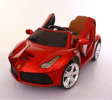 Ferrari LaFerrari Kids Electric Ride On Car