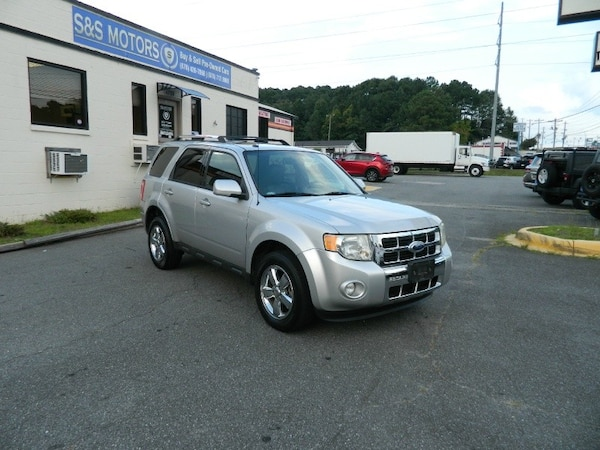 Ford Escape Sunroof >> 2011 Ford Escape Fwd 4dr Limited Backup Camera Sunroof Leather 86k Miles