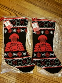 Star Wars Disney Christmas Knit Stocking Praetoria 353 mi