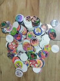 Large Collection of Vintage POGS Vancouver, V5Y 2Z8