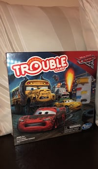 Trouble Board Games (Movie Themed) Waldorf, 20601