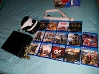 assorted PS4 game case lot Leesburg, 20176