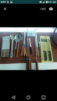 Various Utensils, some new in box