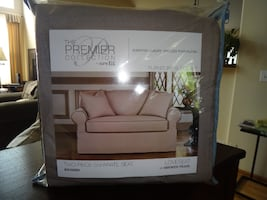 NEW in package Slip Cover Love Seat