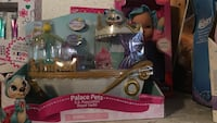 Palace Pets play set with pack Chesapeake, 23320