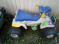 quad four wheeler needs battery and charger