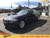 BMW 5 Series 2013 Hartford