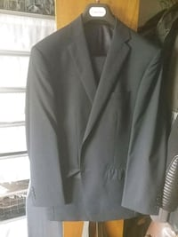 Classic new navy blue suit with pants 540 km