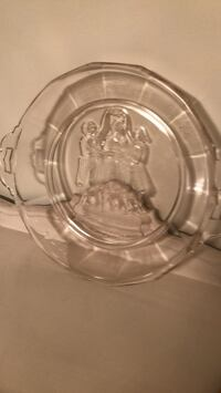 Antique Pie Plate (faith, hope, charity) Silver Spring, 20906