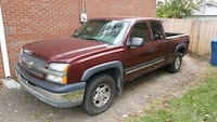 2003 Chevrolet Silverado 1500 LS 4X4 Extended Cab SWB Louisville