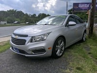 Chevrolet - Cruze - 2015 Capitol Heights, 20743