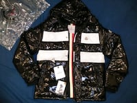 Authentic Moncler double Stripe Men Jacket size L Gaithersburg, 20879