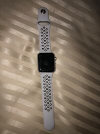 silver aluminum case Apple Watch with gray sports band Tucson, 85730