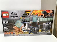 Lego Jurassic Park Stygimoloch Breakout #75927 new in box