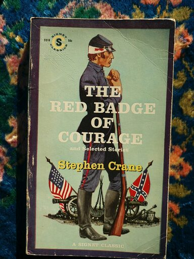 The Red Badge of Courage and Selected Stories    9b0ff2e8-7732-47a3-a7b8-207f72d8be34