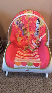 Fisher price baby and toddler rocker Columbia, 21044