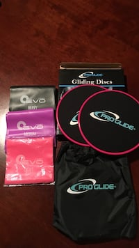 ProGlide Workout Discs And Resistance Bands  Leesburg, 20176