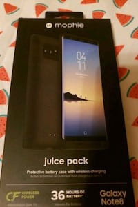 Galaxy note 8 juice packt North Riverside, 60546