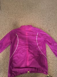 Purple adidas windbreaker  New Westminster, V3M 5K5