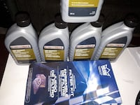 Transmission fluid and kit