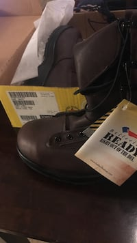 BRAND NEW (12) Belleville Brown Steel toe boots Pleasant Hill, 94523