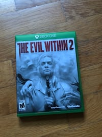 The Evil Within 2 Xbox One  Woodbridge, 22192
