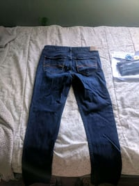 Abercrombie and Fitch womens jeans Hamilton