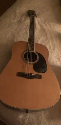 Brown and black Mitchell acoustic guitar Castaic, 91384
