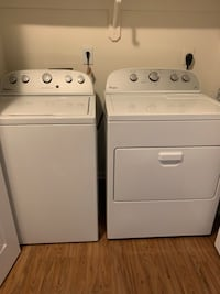 white washer and dryer set Hagerstown, 21742