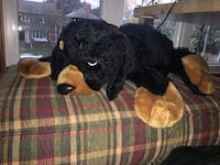 Large dog stuffed plush toy  Toronto, M2L