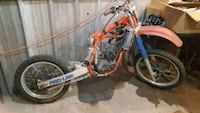 Old Dirt Bike Frame Brownwood, 76801