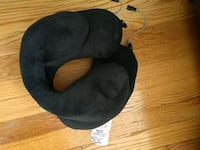 black suede neck pillow Chevy Chase, 20815