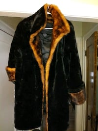 Large midlength Faux Fur CHICAGO