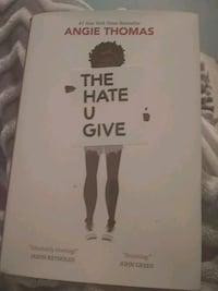 Book/ the hate u give Pensacola, 32514
