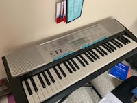 Casio electronic keyboard with stand Lake Mary, 32746