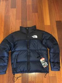 North Face Jacket (Navy Size Small)