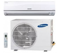 Samsung  Wall Heater &  Air Conditioner Chicago