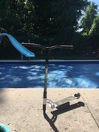 Custom built scooter 150$ negotiable