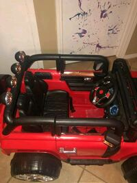 Kids Jeep ages 3-8