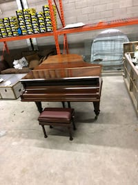 Grand Piano great condition Vaughan, L4K 4R7