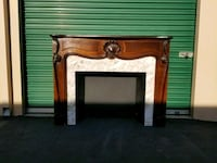 Victorian Fireplace Mantle Riverside, 92503