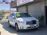Used 2013 INFINITI JX for sale Bakersfield