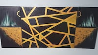 54x24 inches abstract oil painting(set of 3)