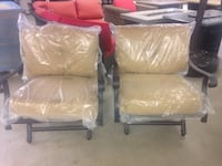 New Outdoor chairs set of two  Port Coquitlam, V3C 3L7