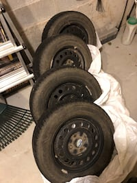 Winter Tires (Nissan Sentra 2008)